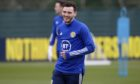 Scotland defender Andy Robertson, who plays for giants Liverpool.