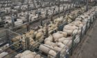 Sheep farmers are enjoying strong trade for their stock, according to QMS.