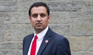 Anas Sarwar powers