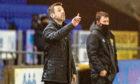 Inverness interim manager Neil McCann.