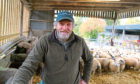 To go with story by Nancy Nicolson. Martin Kennedy will be NFU Scotland president from February 2021 Picture shows; Martin Kennedy. On his farm near Aberfeldy. Nancy Nicolson/DCT Media Date; 14/10/2020