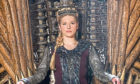 Katheryn Winnick plays Lagertha in the hit TV show 'Vikings'.