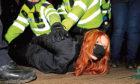 Sarah Everard vigil, Clapham, London.