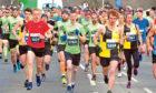 Run Garioch in Inverurie. Picture by Jim Irvine