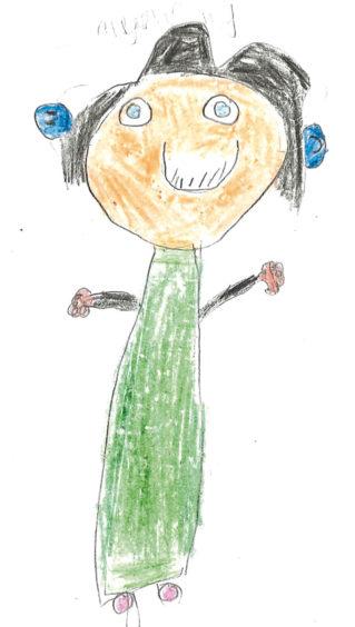085 Kenzi Age: 7, Aberdeen Family