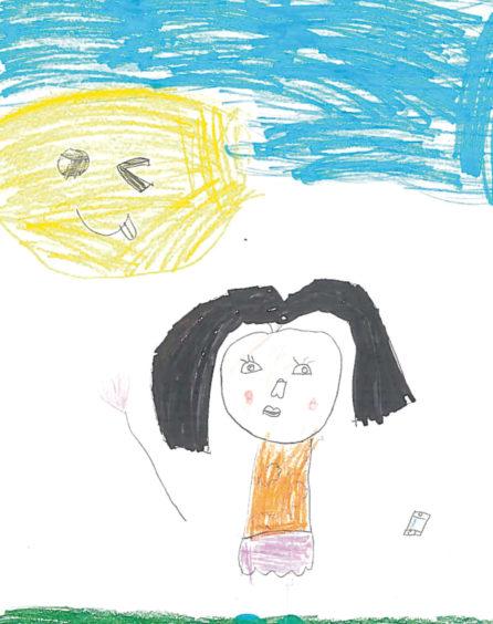 146 Jessica Wilkie Age: 6, Aberdeen