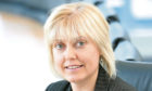 Scottish Enterprise interim chief executive, Linda Hanna.