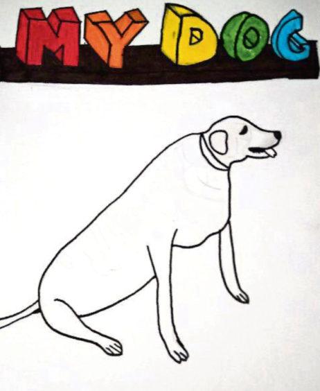177 Cara-Louise King Age: 13, Elgin My dog is my hero