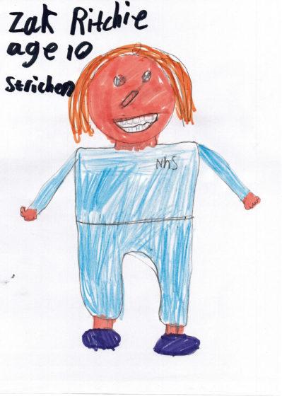337 Zak Ritchie Age: 10, Strichen