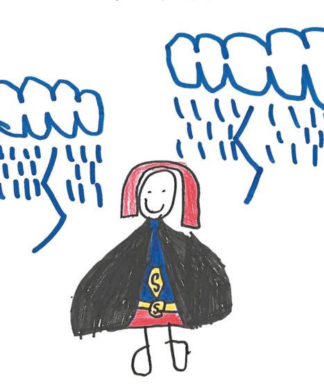 304 Dzeikobs Gailums Age: 7, Aberdeen My mum is a supermum!
