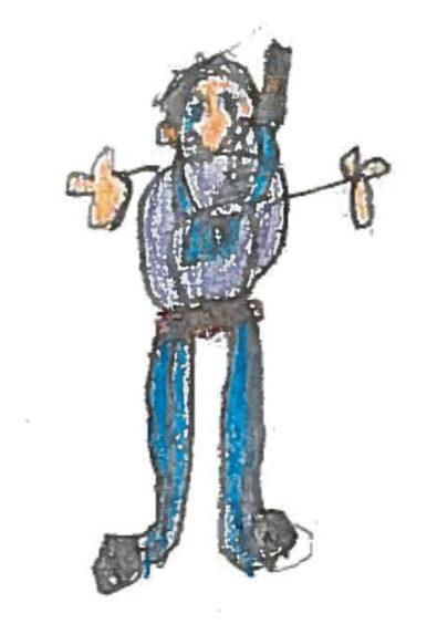 321 Kai Clark Age: 8, Fetterangus