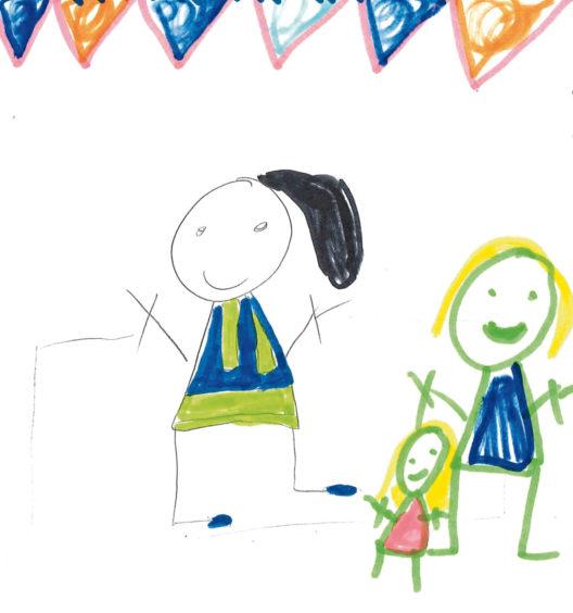 344 Allie Rose Massie Age: 6, Aberdeen Helping in the shop