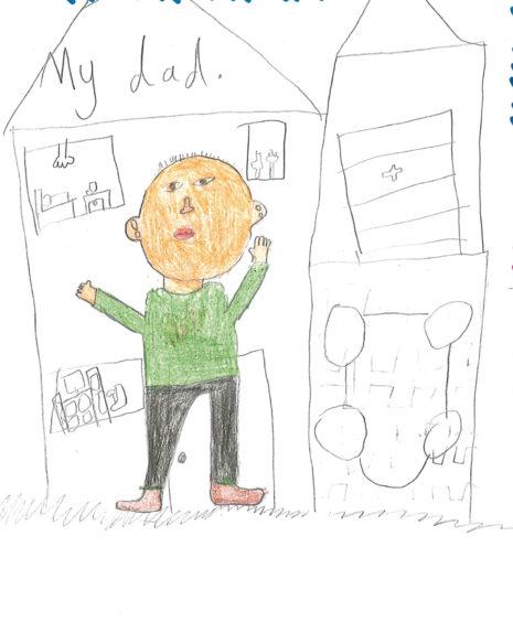 293 Chloe Age: 6, Aberdeen.  My Dad