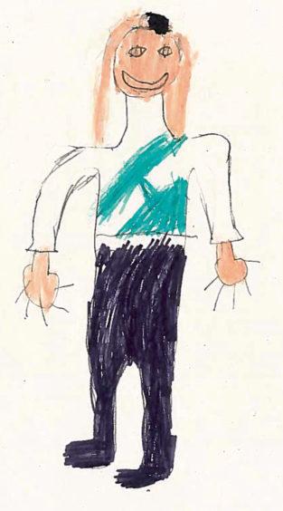 388 Koen Wallace Age: 7, Mintlaw My mum is my hero