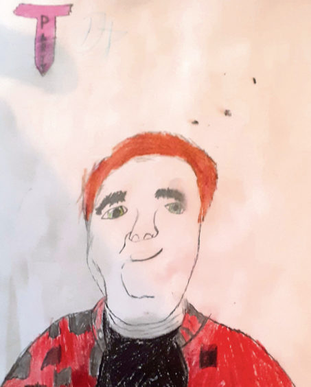 370 Jack Farley Age: 12, Elgin Daz Black helped me laugh during Covid-19