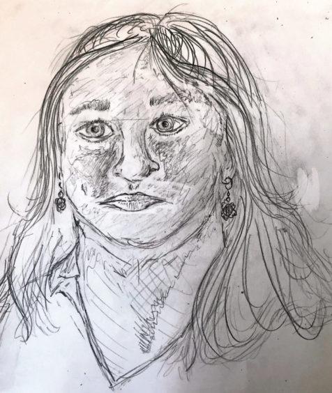 394 Angus Henderson-Gwynne Age: 13, Aberdeenshire My mum is my hero