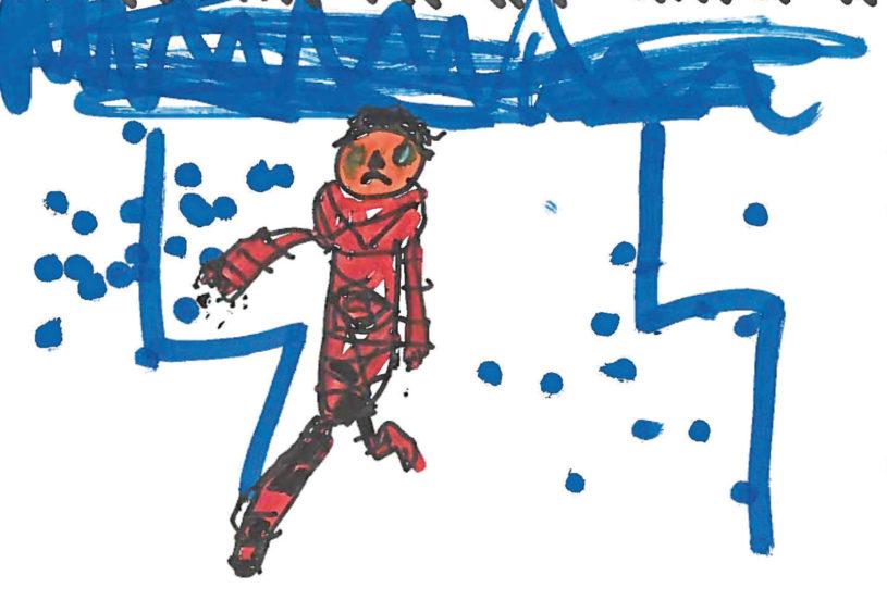 395 Stas Szarejko Age: 7, Aberdeen