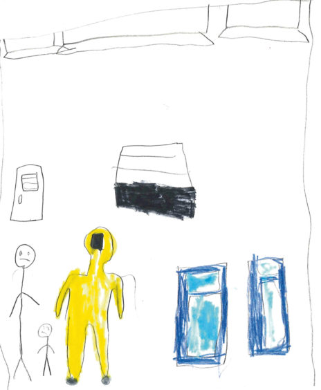435 Harrison Adam Age: 6, Aberdeen Doctor