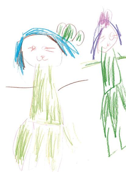 491 Jayden Farrer Age: 6, Aberdeen Because mum hugs me when I get sore things