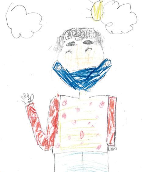 511 Dami Age: 7, Aberdeen teacher