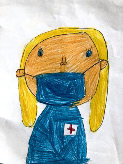 504 Harriet Walker Age: 7, Ellon