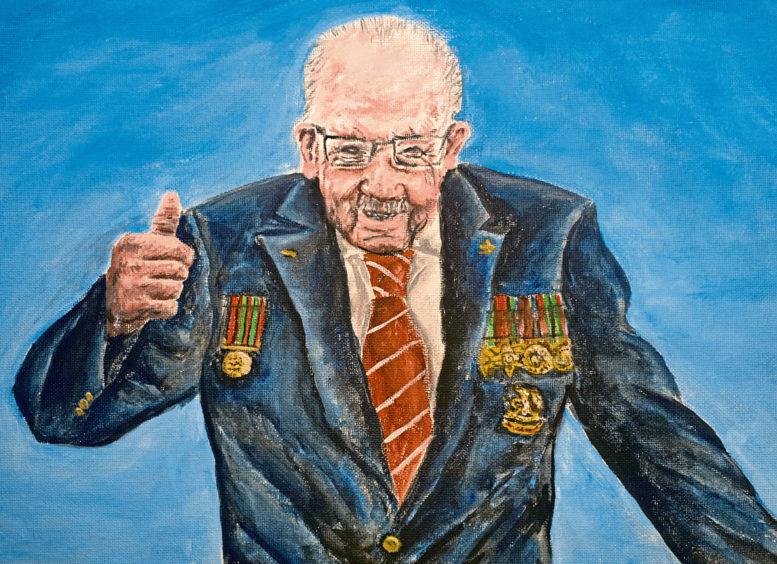 520 Murray McKay Age: 27, Aberdeen Captain Tom Moore