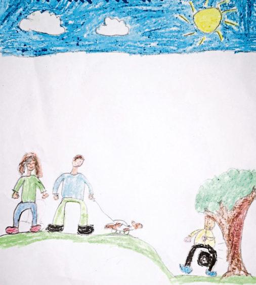 510 Josh Fairweather Age: 9, Blackburn My family are my heroes