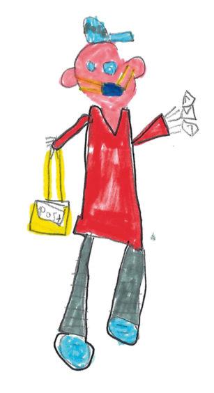 534 Danny Mitchell Age: 8, Aberdeen Postman
