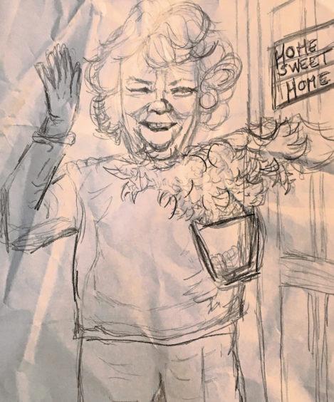 553 Margaret West Age: 55, Fraserburgh Grandma we love you x
