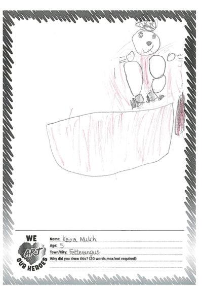 623 Keira Mutch Age: 5, Fetterangus