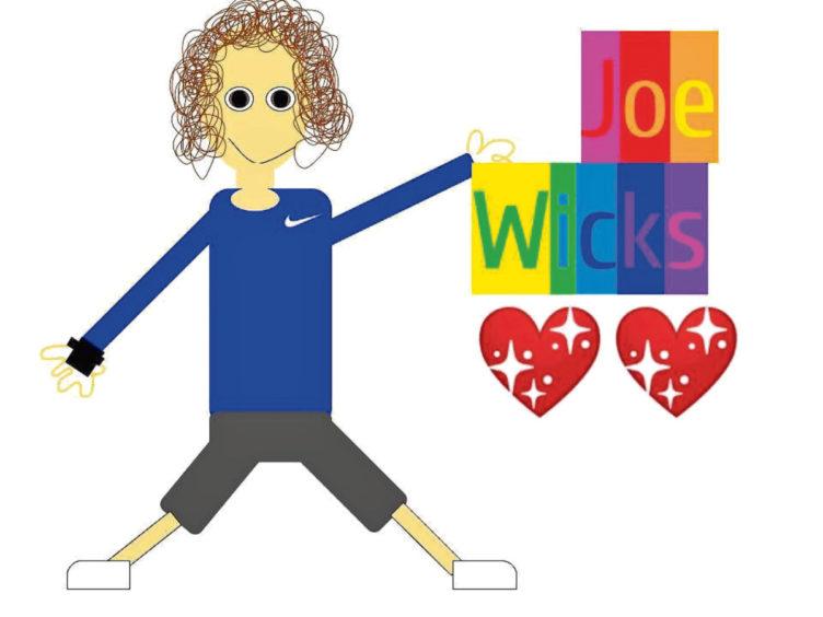 627 Yara Alhalabi Age: 10, Aberdeen We Art Joe Wicks