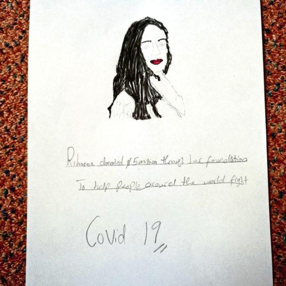647 Sofiyyah Adebayo Age: 12, Aberdeen Rihanna is my hero