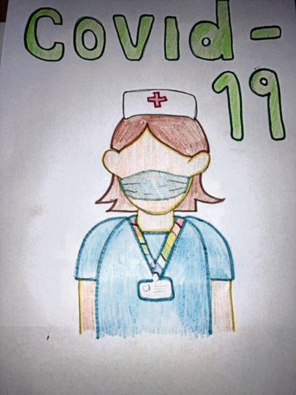 704 Ella Cartney Age: 14, Portlethen