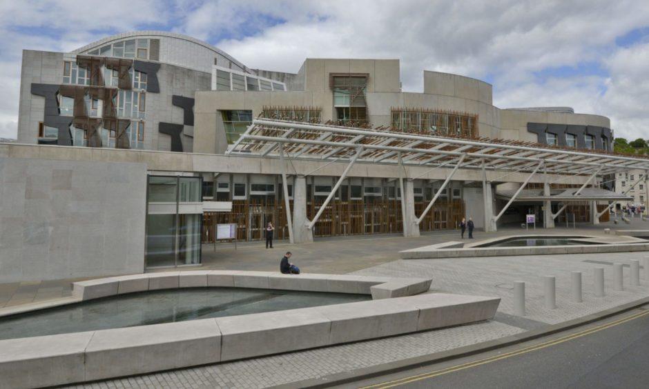 Scottish Parliament UK Parliament