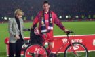 Stephen Glass proved he was the Real Thing at the 1995 League Cup Final at Hampden.