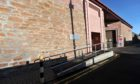 Porterfield Prison, Inverness