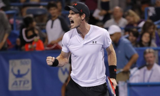 Andy Murray has been vocal in tackling social issues.