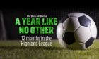 A year like no other: 12 months in the Highland League