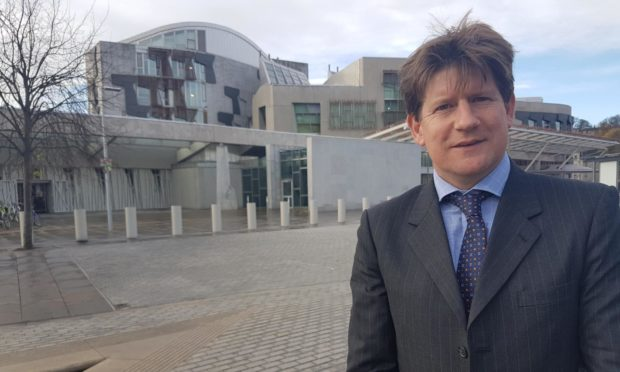 Alexander Burnett MSP has called for the creation of a national register of long Covid sufferers.