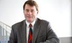 Senior RGU lecturer Andrew Turnbull. Aberdeen.