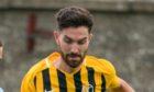 Nairn County defender Callum Maclean.