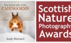 Highland nature photographer Andy Howard has been voted as Scottish Nature Photographer of the year for a second time.