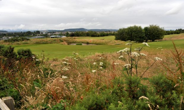 Slackbuie, Inverness, overlooking Fairways golf course