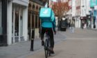 Deliveroo is celebrating five years of being in Aberdeen