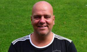 Deveronvale manager Craig Stewart.