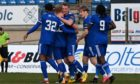 Peterhead beat Airdrie on Saturday on their return to League One action. Picture by Kenny Elrick