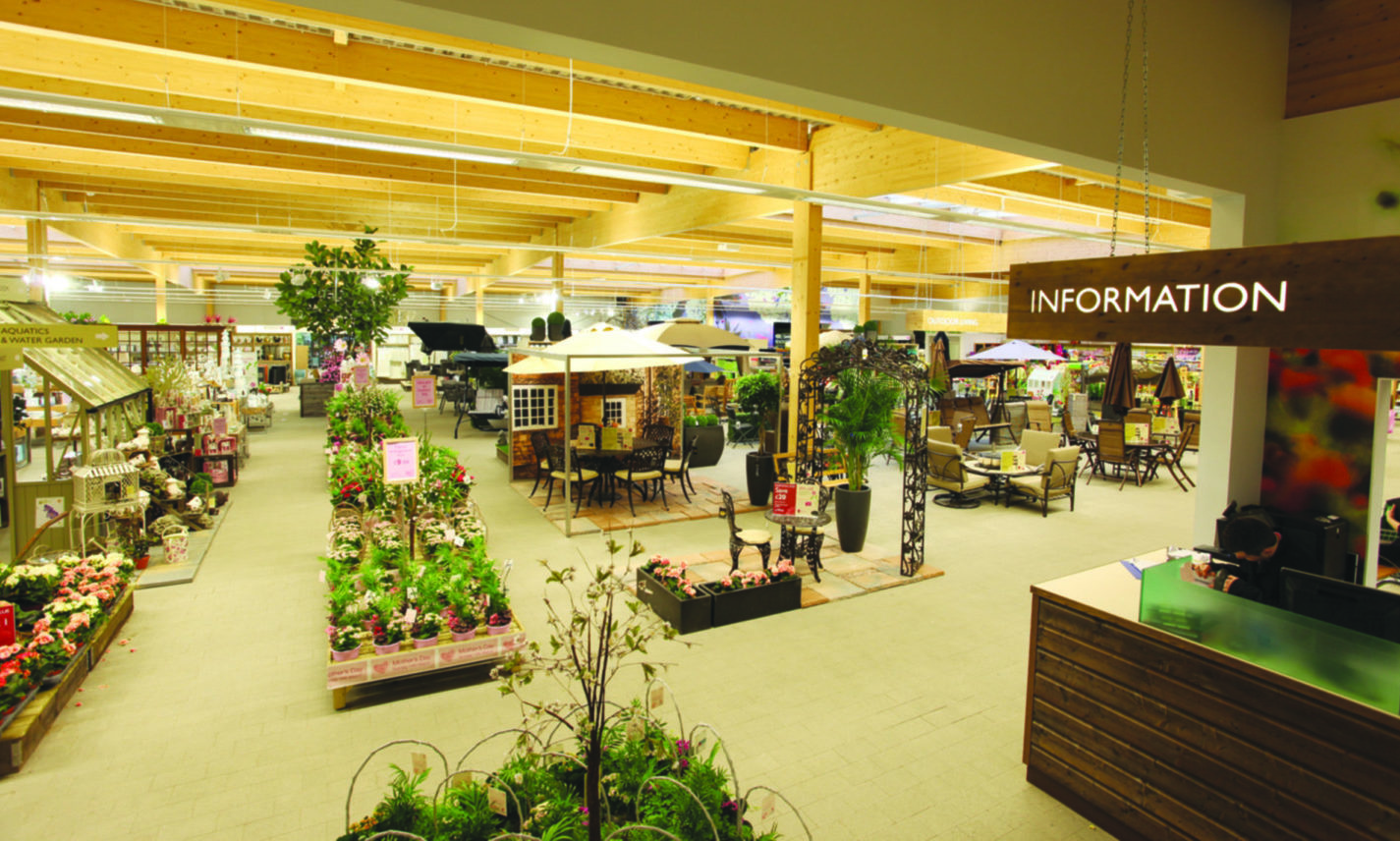 The call to reopen garden centres has been backed by Dobbies managing director, Graeme Jenkins.