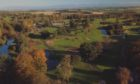Drone footage of Meldrum House Estate in Oldmeldeum. Supplied by Meldrum House Estate