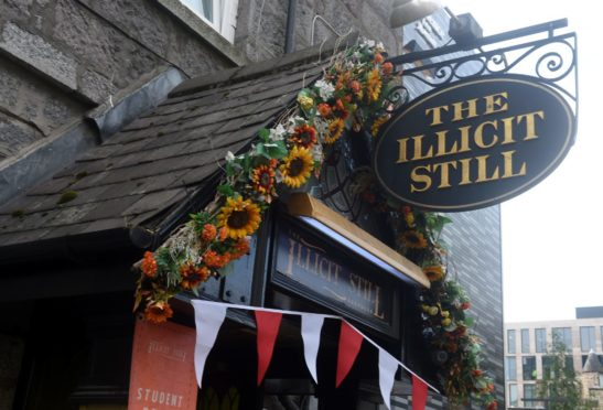 The Illicit Still has announced it is closing