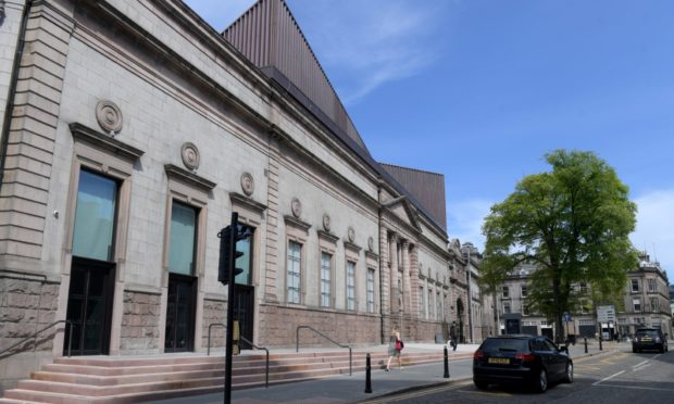 British Art Show organisers were impressed with the renovation of Aberdeen Art Gallery.